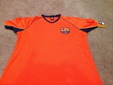 FC Barcelona Adult Jersey. New. Size XLarge.