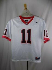 Georgia Bulldogs 11 Aaron Murray Football Jersey YOUTH Medium 12 ...