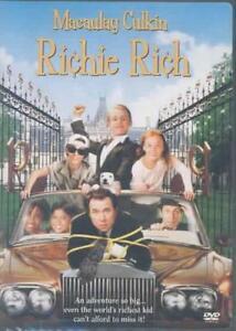 RICHIE RICH NEW DVD