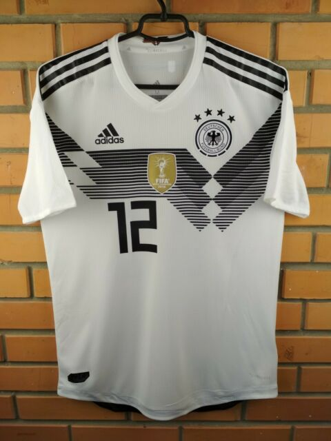Germany Authentic Jersey XS 2018 Home Shirt BR7313 Soccer adidas ...