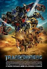 Transformers 2 Revenge of the Fallen Movie Poster (24x36) - Shia LaBeouf, Fox v3