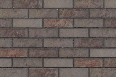 Heimwerker Strangpress Klinker-riemchen Nf-format Grau Mit Kupferfarbe Riemchen Verblender HeißEr Verkauf 50-70% Rabatt