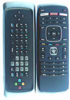 Vizio Qwerty Keyboard Remote For Sv422xvt Sv472xvt Vf552xvt M3d470kd E472vl