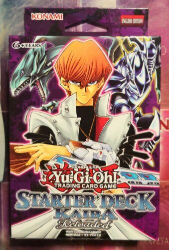 STARTER DECK KAIBA RELOADED ENGLISCH UNGEÖFFNET//OVP YSKR Yu-Gi-Oh!