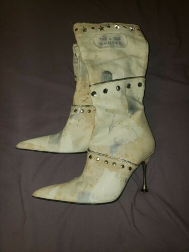 el Dantes vintage boots 39( US 8)