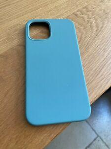 Coque protection iPhone 12 - Bleu