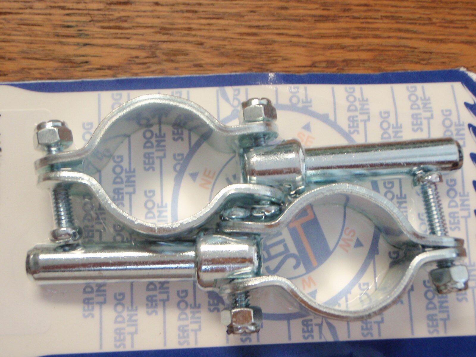 BOAT OAR LOCK HEAVY DUTY 56110 CLAMP ON OARLOCK HORNS