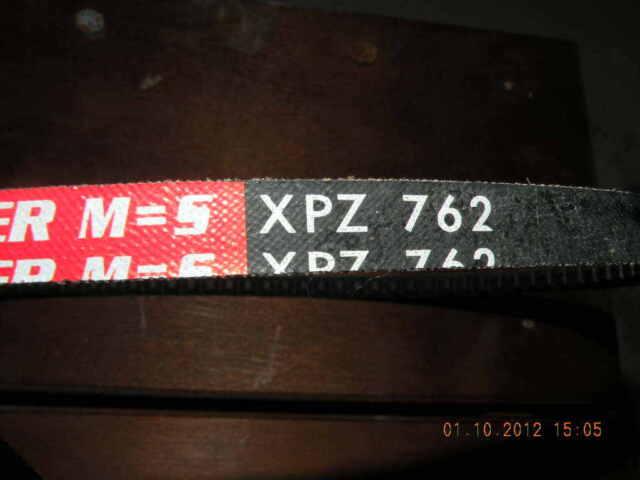 D/&D PowerDrive XPZ670 or SPZX670 V Belt  10 x 670mm  Vbelt