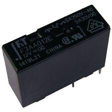 Fujitsu Print-Relais FTR-F3AA012E-HA 12V DC 1xEIN 5A 720R Power Relay 855140