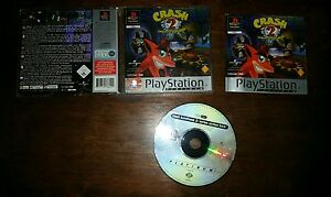 RARE-Jeu-PS1-PLAY-STATION-1-CRASH-BANDICOOT-2-CORTEX-STRIKES-BACK-COMPLET