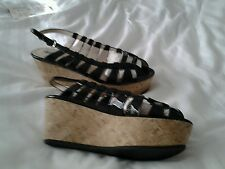 Giorgio Armani new size 37 sandalspaid 250.00 for these girls badgain ?