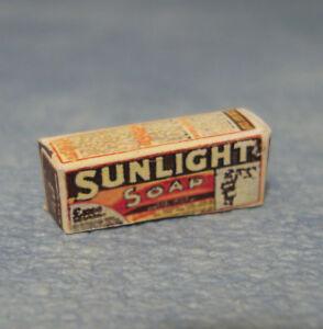 Objectif 12th Scale Maison De Poupées Sunlight Soap D2081-afficher Le Titre D'origine