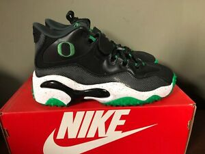 e38daa7b7e Nike Air Zoom Turf Oregon Ducks BLK/GREEN DS Brand New 644104-001 | eBay