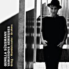 VARIATIONS SERIEUSES: GRIEG, MENDELSSOHN, BRAHMS NEW CD