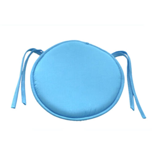 Circular//Round Bistro Tie-on Kitchen//Dining//Patio Chair Seat Pad Cushions  Ke