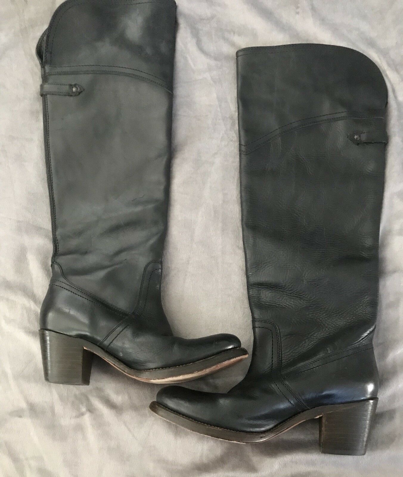 FRYE ,Jane Cuffable Over The 6 Knee Boots - Size 6 The 1/2 5692cc