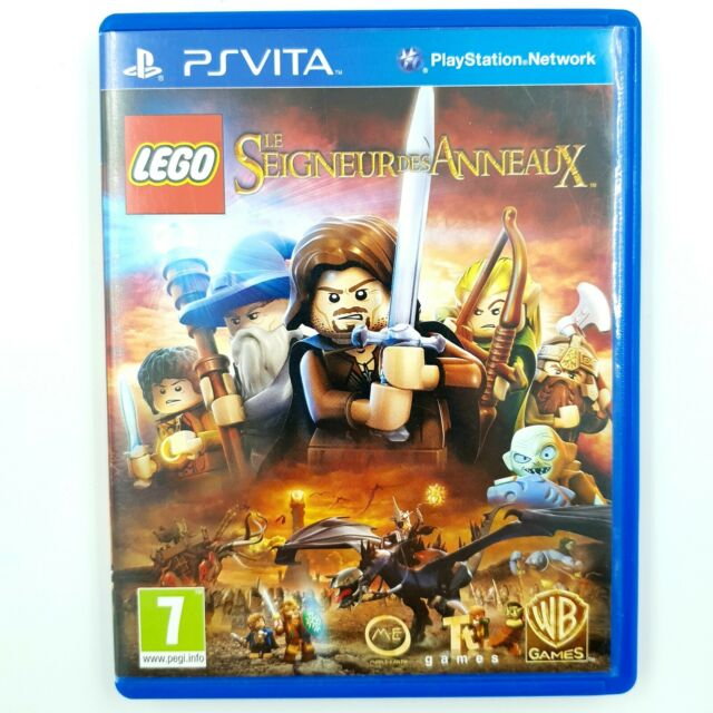 Lego le Seigneur des Anneaux - Playstation Vita / PS VITA - Version française
