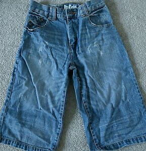 Boy-039-s-denim-Lee-Cooper-shorts