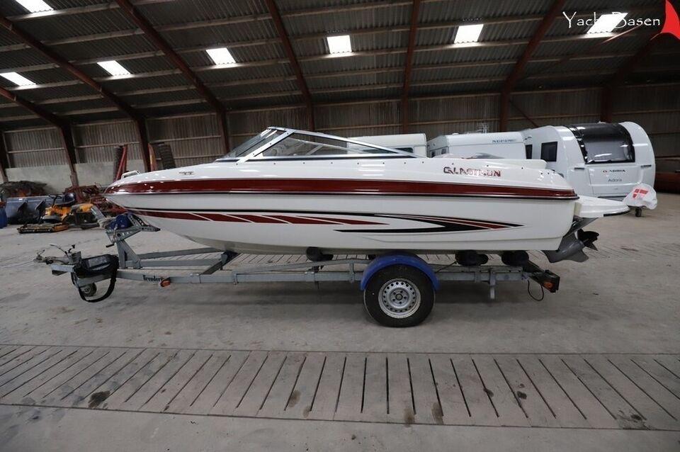 Glastron GT 185, Motorbåd, årg. 2007