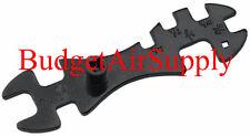 10 Way Welding Tank Wrench Oxygen Acetylene Cylinder Fittings AP 1013