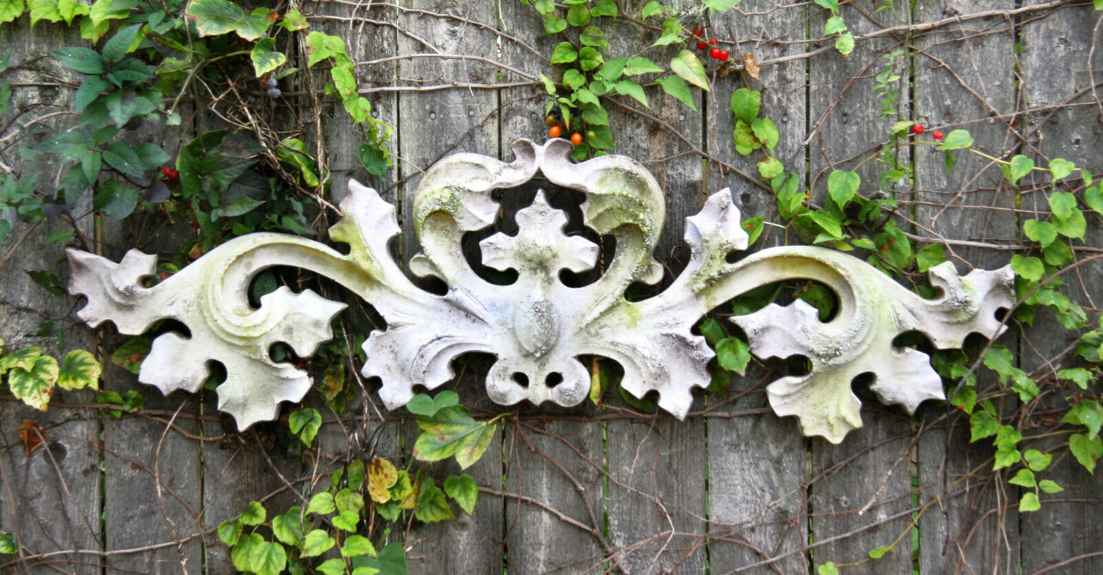 Contessa Wall Plaque Art Decor by Orlandi- Several Finishes Finishes Finishes Avail-Outdoor Garden 570323
