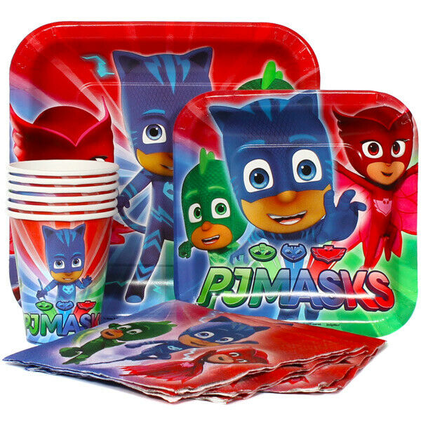 Toy Story 4 Birthday Party Tableware Combo for 8 Guests Plates Cups Napkins