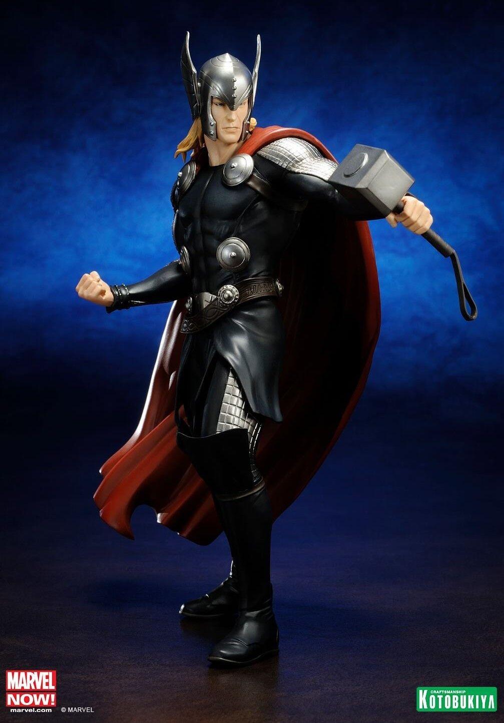 Kotobukiya marvel  thor  avengers now artfx + statue marvel avengers hulk  jusqu'à 34% de réduction sur tous les produits