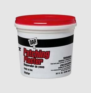 Dap Bondex Patching Plaster Repairs Drywall Patch White