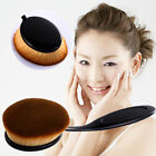 Cosmetic Tool Toothbrush Shaped Foundation Powder Makeup Oval Cream Puff Brushes