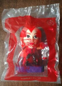 2020-McDonald-039-s-Marvel-Studios-Heroes-4-Scarlet-Witch-Happy-Meal-Toy