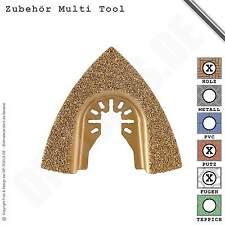 Metallo rigino Raschietto Forma triangolare Colla/Pulizia per Multifunktio