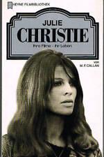 Julie Christie - Ihre Filme Ihr Leben M.F. Callan 1986
