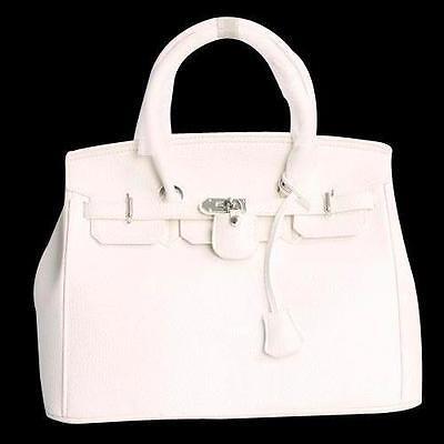 Womens Ladies Faux Leather Messenger Hobo Shoulder Handbag Tote Bag Shopper Bag