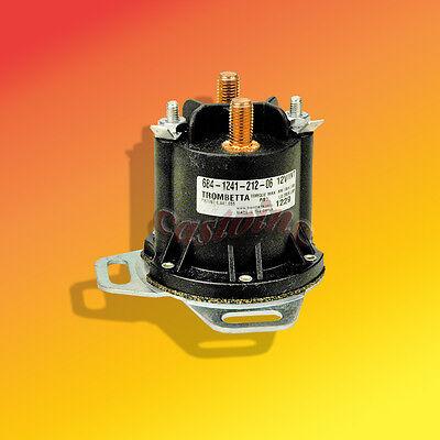 Rotary 4 Pole 12V INT Solenoid Starter Scag 483278