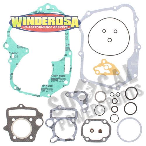 1997-2003 Honda XR70R Dirt Bike Winderosa Complete Gasket Kit