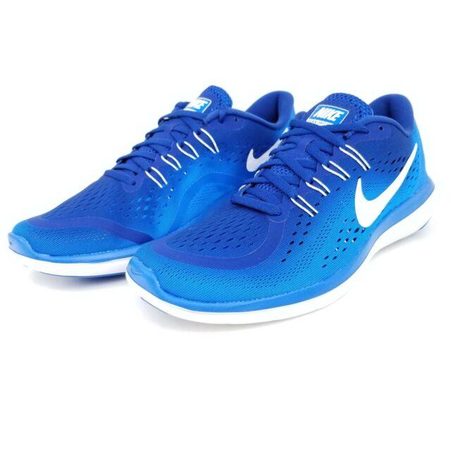Photo Sizes Shoes 898457 Running Nike RN Mens Flex 13 2017 8 403 BlueWhite Blue UGpqVzMS