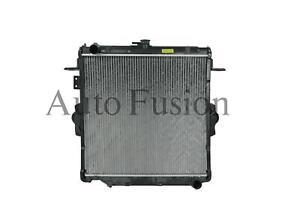 Radiator For Toyota Landcruiser HZJ70 4.2L Diesel Manual- 1Hz (1999-2007)