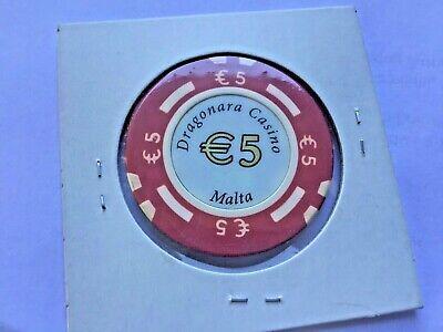 Dragonara Casino St Julian Malta Set of 100 £100 casino chips Casino de Malta