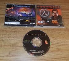 Half-Life: Game of the Year Edition (PC, 1999) windows first person shooter