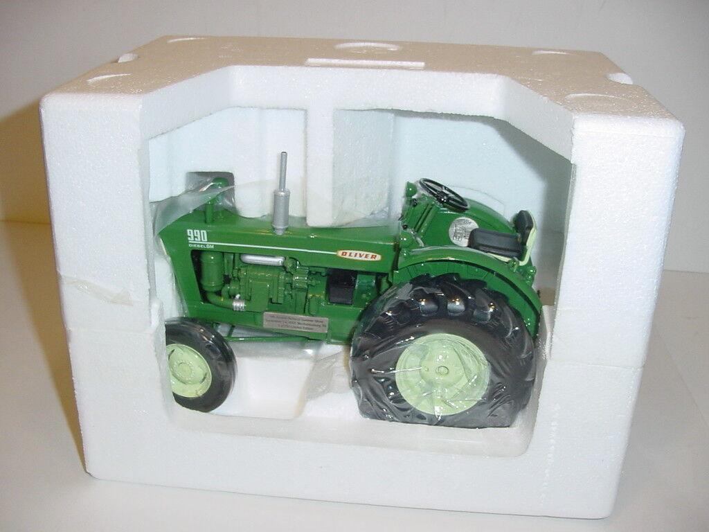 Mercancía de alta calidad y servicio conveniente y honesto. 1 16 16 16 Oliver  alto detalle 990 con GM Tractor diesel  por Speccast Nuevo en Caja  PA Show    Envío 100% gratuito