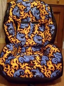 Image Is Loading Custom Car Seat Cover Set For Alpha Omega