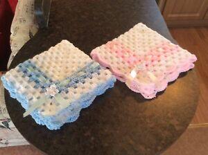 Handmade-Crocheted-Twin-Dolls-Pram-Blankets