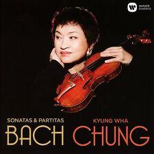 Kyung Wha Chung - Bach Sonatas & Partitas [2 CDs Set]