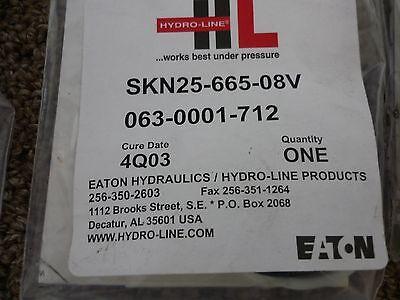 NEW HYDROLINE SKN25-665-08V SEAL KIT SKN2566508V