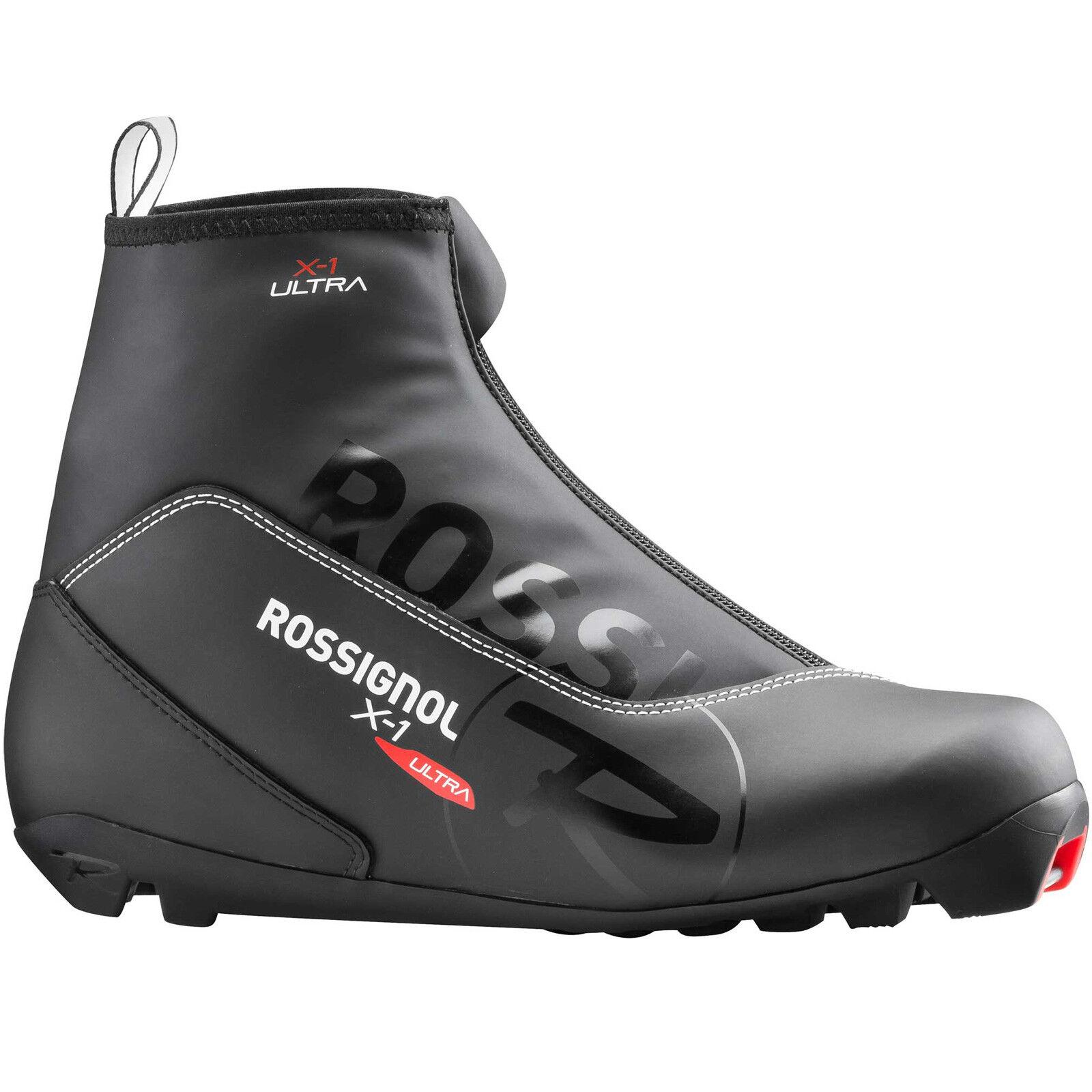 Rossignol X-1 Ultra Unisex Langlaufschuhe Classic Stil Skischuhe Ski-boots NEU