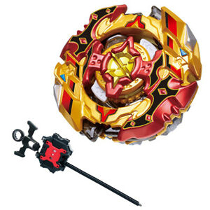 Turbo-Spryzen-Beyblade-Burst-B-128-STARTER-SET-w-L-R-Launcher-USA-SELLER