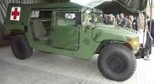 SOFT TOP ambulance COVER HUMMER H2 M1035A2 Humvee H1 m1097 4 Door Military m998