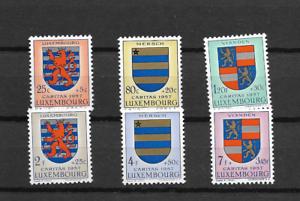 1957 MNH Luxemburg