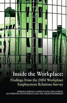 1 of 1 - (Good)-Inside the Workplace (Paperback)-Kersley, Barbara-0415378133