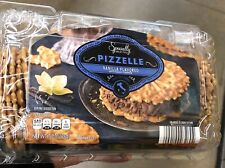 Specially Selected Pizzelle Italian Waffle Cookies Anise Flavor - 7 Oz Package